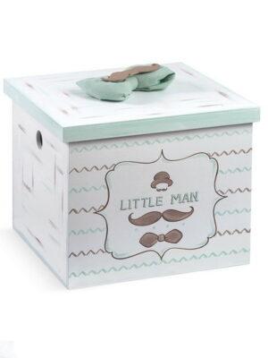 Κουτί βάπτισης για αγόρι