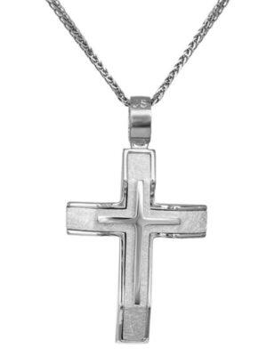Σταυρός βάπτισης για αγόρι ΣΤ36376