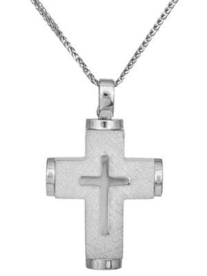 Σταυρός βάπτισης για αγόρι ΣΤ38274