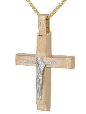 Σταυρός βάπτισης για αγόρι ΣΤ38692