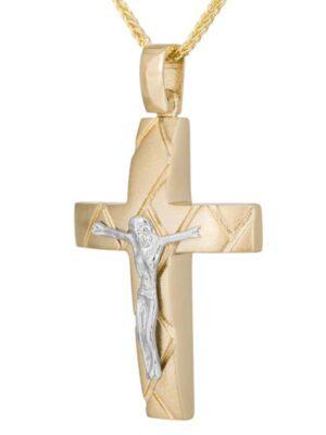 Σταυρός βάπτισης για αγόρι ΣΤ38682