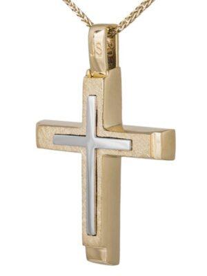 Σταυρός βάπτισης για αγόρι ΣΤ38280