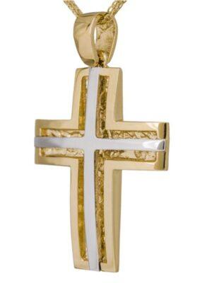 Σταυρός βάπτισης για αγόρι ΣΤ37000