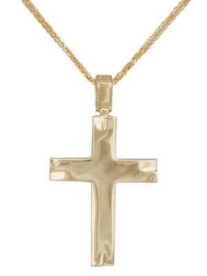 Σταυρός βάπτισης για αγόρι ΣΤ36631