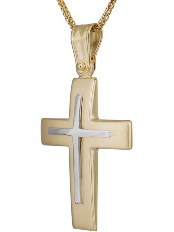 Σταυρός βάπτισης για αγόρι ΣΤ36160