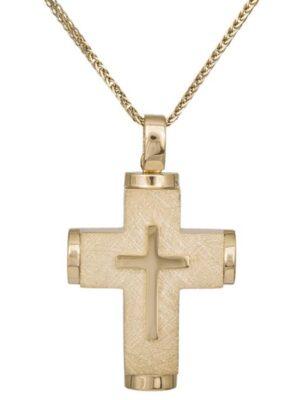 Σταυρός βάπτισης για αγόρι ΣΤ38272