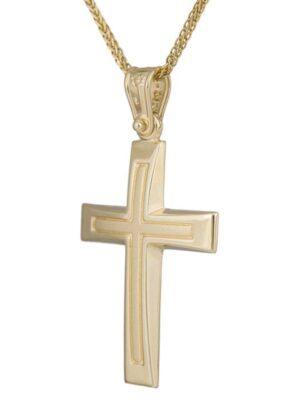 Σταυρός βάπτισης για αγόρι ΣΤ36128