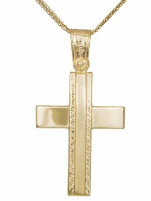 Σταυρός βάπτισης για αγόρι ΣΤ33141