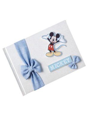 Βιβλίο Ευχών Βάπτισης Mickey Classic