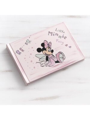 Βιβλίο Ευχών Βάπτισης Minnie Νεράιδα